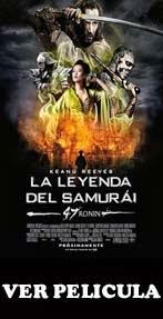 Ver La Leyenda del Samurái (2014)